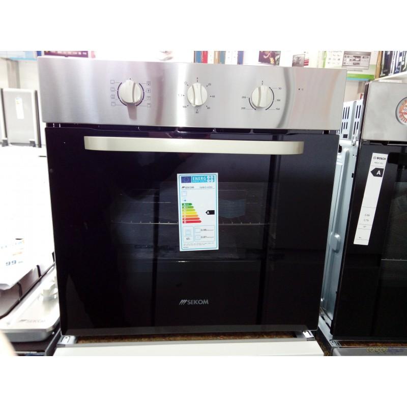 Sekom forno elettrico ventilato multifunzione smbio42bv - Forno ad incasso ventilato ...